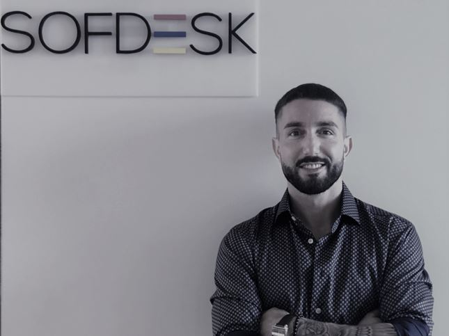 Picture of Lennie Morena, owner of Softdesk