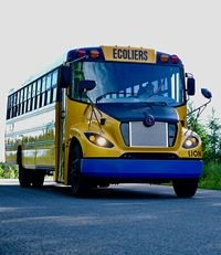 Lion Electric schoolbus